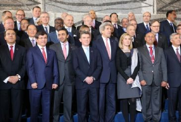 The international community reiterates its commitment to help Libya at political and security level