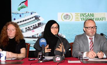 The Turkish NGO appealed to International Criminal Court for fair result in the ongoing Mavi Marmara case against Israel