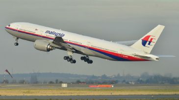 Air and sea rescue units have been searching for more than 30 hours for the missing Malaysian Airlines Flight MH370.