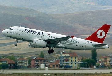 Turkish Airlines passengers increased 1.4 million between January and February