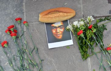 Berkin Elvan was hit on the head by a gas canister during the Gezi Park protests