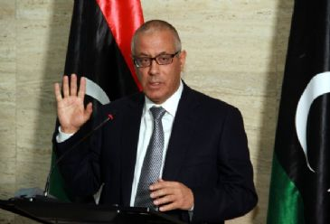 Earlier Tuesday, Libya's interim parliament voted to withdraw confidence from Zeidan's government