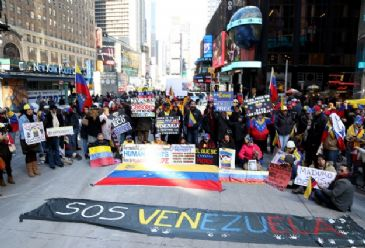 South American leaders will hold talks for solution to Venezuela's political and economic crisis