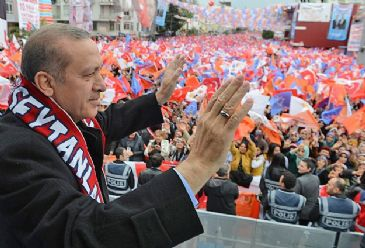 Erdogan has accused DHKP-C militants, Gulen Movement and opposition party MHP for provoking unrest in Turkey.