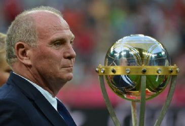 Uli Hoeness, president of Bayern Munich, has resigned after his convicton for tax evasion.