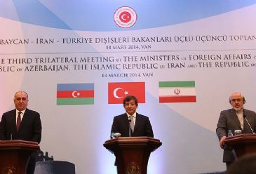 Turkey is prepared to take measures to assure the security and the stability of the tomb of Suleyman Shah in the Syrian city of Aleppo, the Turkish foreign minister has said.