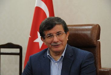 Davutoglu says descendants of people who died side-by-side cannot not be enemies