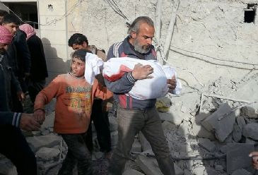 The conflict in Syria has had a horrific impact on its children with large numbers dying or in desparate need.