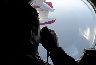 Investigations show that last communication with air traffic control was by co-pilot