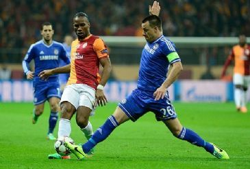 Turkey's Galatasaray are looking to make history as they face Chelsea for a quarter final ticket in European Champions League