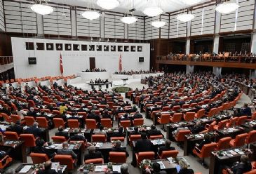 Emergency meeting of Turkey's Parliament to take place with a speech on behalf of the Turkish cabinet by Justice Minister Bekir Bozdag in the general assembly.