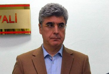 Police chief of the eastern Turkish province of Tunceliannounced his resignation Thursday.