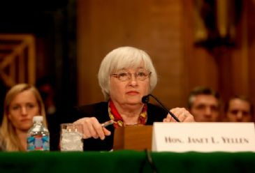 Analysts predict FED to start interest rate hikes in the summer of 2015 after press conference by chairwoman Janet Yellen on Wednesday.