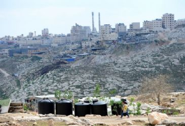 An Israeli committee on Thursday approved building permits for 2,269 settlement units in the occupied West Bank.