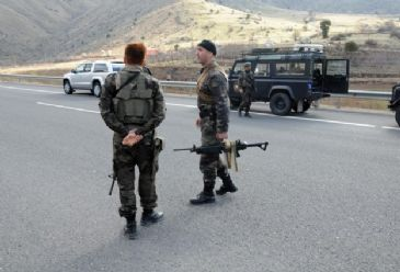 Two Albanian and one Kosovan national arrested for killing of security officials Thursday