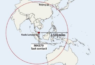Experts warn that efforts to reach the plane may take years if objects are proven to belong to missing Malaysia Airlines Flight MH370
