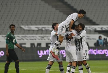 Besiktas climb to second place in Turkish League following Galatasaray's unexpected defeat