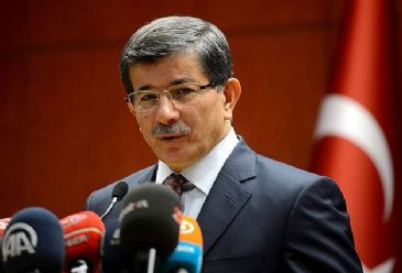 Ahmet Davutoglu is defiant saying Turkey will do the same thing again if Turkish airspace is violated