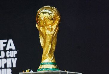 A new poll reveals that only 46% of Brazilians surveyed were positive about the upcoming World Cup.