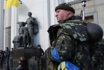 Olexander Muzychko, a leader of ultra-nationalist opposition group Right Sector found dead in Ukraine's western Rivne region
