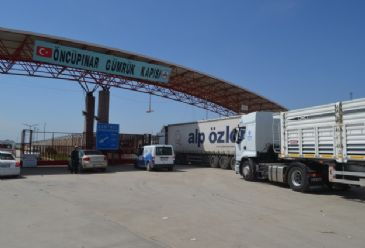 Scores of humanitarian convoys to be sent via Turkey to Syria by the UN Office for the Coordination of Humanitarian Affairs.