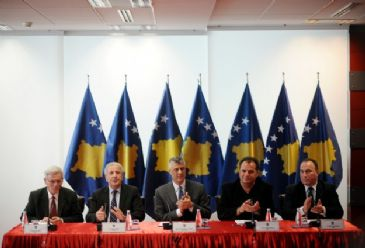 Date announced for Thaci and Dacic to continue discussions on implementing key April 2013 agreement