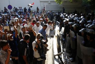 Egyptian judicial authorities on Wednesday referred 919 supporters of ousted president Mohamed Morsi to a criminal court on alleged violence charges.
