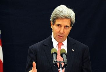 Kerry's two-day visit comes upon an invitation from Algerian Foreign Minister Ramtane Lamamra.