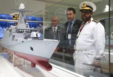 Coast guard vessels from Turkey among equipment purchased at defense exhibition in Doha