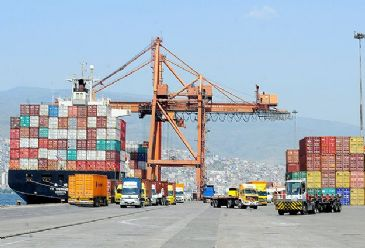 Turkish Exporters' Assembly says exports increased 4.3 percent hitting $13.14 billion