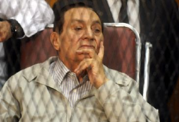 An Egyptian court on Tuesday adjourned until Wednesday trial proceedings for former president Hosni Mubarak and several co-defendants charged with inciting murder in 2011.
