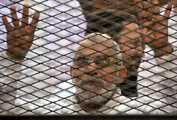 Muslim Brotherhood Supreme Guide Mohamed Badie on Tuesday dismissed accusations that his group engaged in terrorism.
