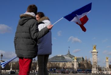 35 percent of French people declared themselves to be racists, compared to 29 percent in 2012