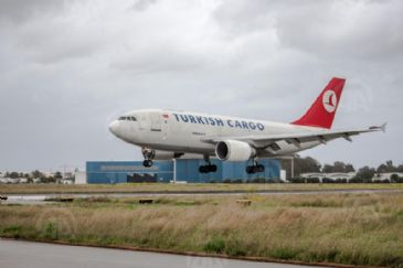 The cargo division of Turkey's flag carrier airline, THY favors Tunisia's capital as its newest freight destination