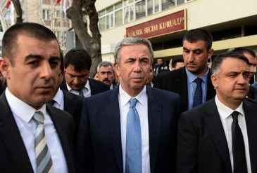 CHP objects to March 30 local polls results for mayor of capital on grounds of polling irregularities