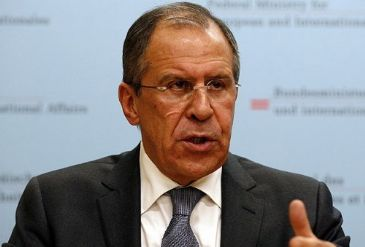 Russian Foreign Minister Sergey Lavrov asks Ukraine to