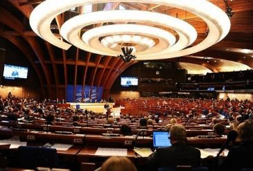 Parliamentary Assembly of the Council of Europe passes resolution condemning 'illegal annexation'