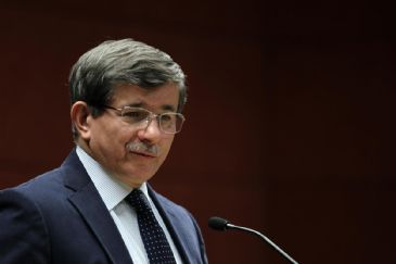 Davutoglu says Turkey took necessary precautions to counter lobby that wants the U.S. to recognize so-called Armenian genocide.