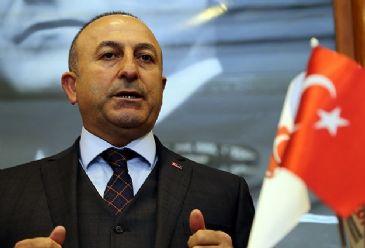 Cavusoglu warns of 'double standards' in EU outlook on Turkey politics, defends judicial reform and Twitter block during Turkey-EU talks.