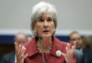 Barack Obama's Health and Human Services Secretary Kathleen Sebelius is to resign, paying the price for the chaotic initial rollout of the US president's signature health care law.