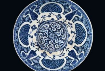 World record for Iznik pottery achieved as anonymous bidder buys rare bowl in London auction.