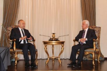 Turkish Cypriot leader Eroglu says cooperation with Turkey is important to solving the Cyprus issue