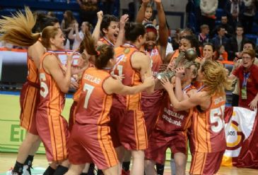 Lions triumph against Fenerbahce winning the first EuroLeague trophy in Turkish women's basketball