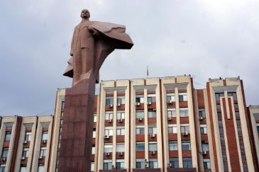 Transnistria's Parliament will apply to Russia for recognition of their independence from Moldova