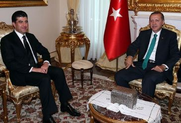Energy cooperation between Turkey and Iraq's Kurdish regional government is stated clearly to both the U.S. and the government in Iraq, says Turkey's Prime Minister Recep Tayyip Erdogan