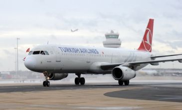 Turkey's flag carrier airline company, THY, launches its new route to Stavropol, Russia