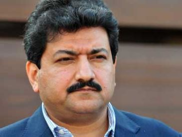 Pakistan's Defense Ministry has applied to have Geo TV's license cancelled as it is blamed for murder attempt on anchor and journalist on Hamid Mir
