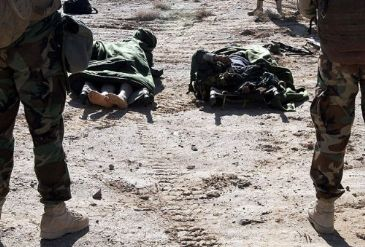 Militants killed in military operations during last 24 hours