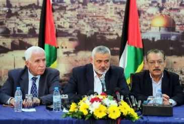 Rival Palestinian factions Hamas and Fatah have agreed on forming a national unity government, a Palestinian official said Wednesday.