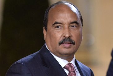Mauritanian President Mohamed Ould Abdel Aziz on Wednesday said he would seek a second term in office in upcoming presidential elections